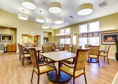 Mosaic Management's Willamette Springs Memory Care Inside